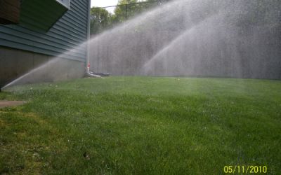 How to water your new lawn; North Attleboro Landscaper